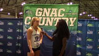 GNAC Indoor Track & Field Championships - Christina MacDonald