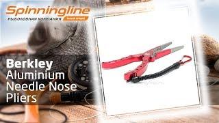 Пассатижи Berkley Aluminium Needle Nose Pliers