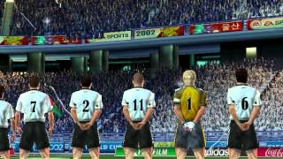 Fifa 2002 world cup all songs/soundtraks