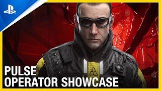 Rainbow 6: Extraction - Pulse Operator Showcase | PS5, PS4