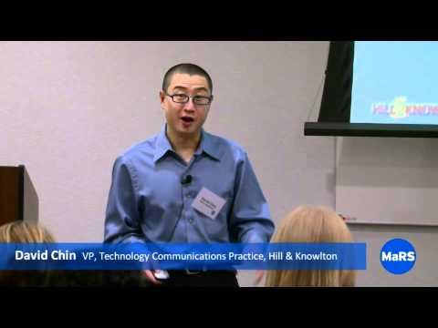MaRS Best Practices - PR 101: Opportunities for Entrepreneurs