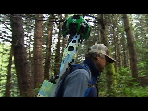 "Google initiative brings ""Street View"" to the wilderness"