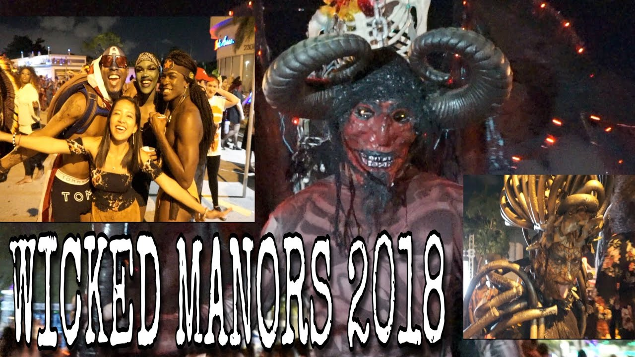Photos Of Wilton Manors, Halloween 2020 WICKED MANORS HALLOWEEN 2018 | WILTON MANORS | FORT LAUDERDALE