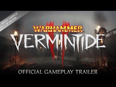 Warhammer: Vermintide 2 – Геймплейный трейлер