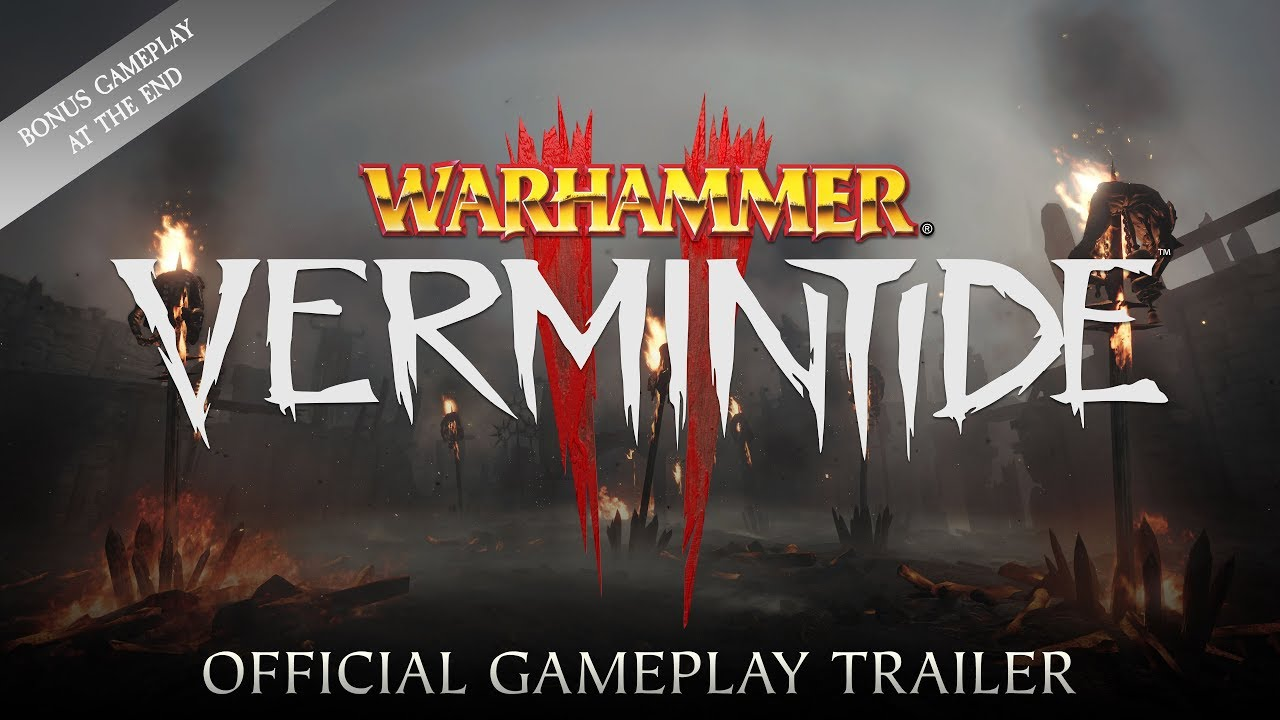 Total War: Warhammer and Vermintide allow fans to relive the