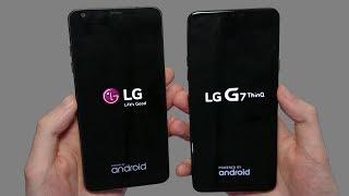 LG G7 vs LG G6 Speed Test, Speakers, Displays & Cameras! 🔥