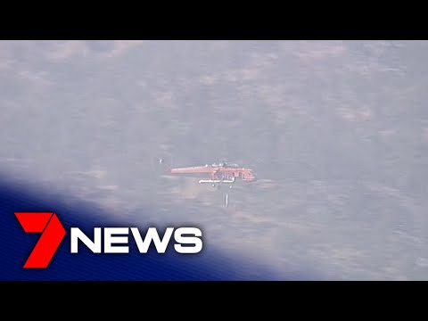 Cudlee Creek Bushfire | Adelaide, South Australia | 7NEWS