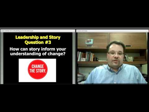 Dr Nick Nissley - The Power of the Story