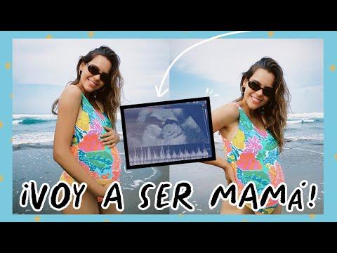 ¡ESTOY EMBARAZADA, VOY A SER MAMÁ! Carta a mi Mar. ❤️-Yuya
