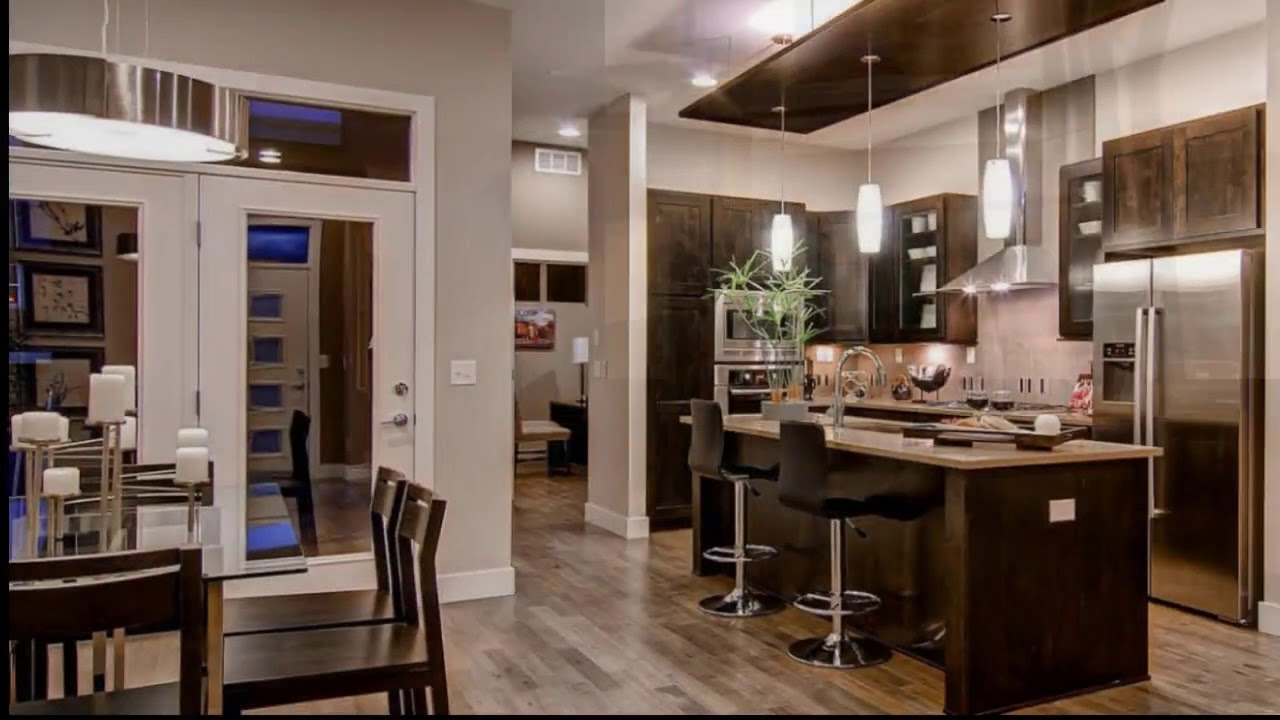 Open Concept Kitchen And Dining Room Design