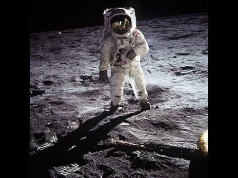 Moon Landing Apollo 11 With Great Music Tribute Youtube
