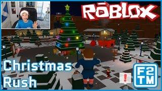 Roblox Christmas Rush (HO HO HO, SANTA NEEDS OUR HELP!!!)