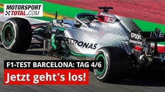 F1-Tests 2020 Barcelona: Es wird ernst zwischen Mercedes, Ferrari & Geheimfavorit Racing Point!