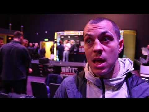 SCOTT QUIGG HONEST ON VALDEZ DEFEAT, MISSING WEIGHT,  WHY HE DIDNT PULL OUT FIGHT, FRAMPTON COMMENT