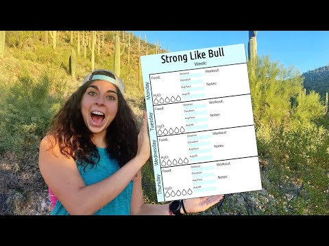 Ultrarunning Training | Improve Running and Track Your Progress with a RUNNING LOG