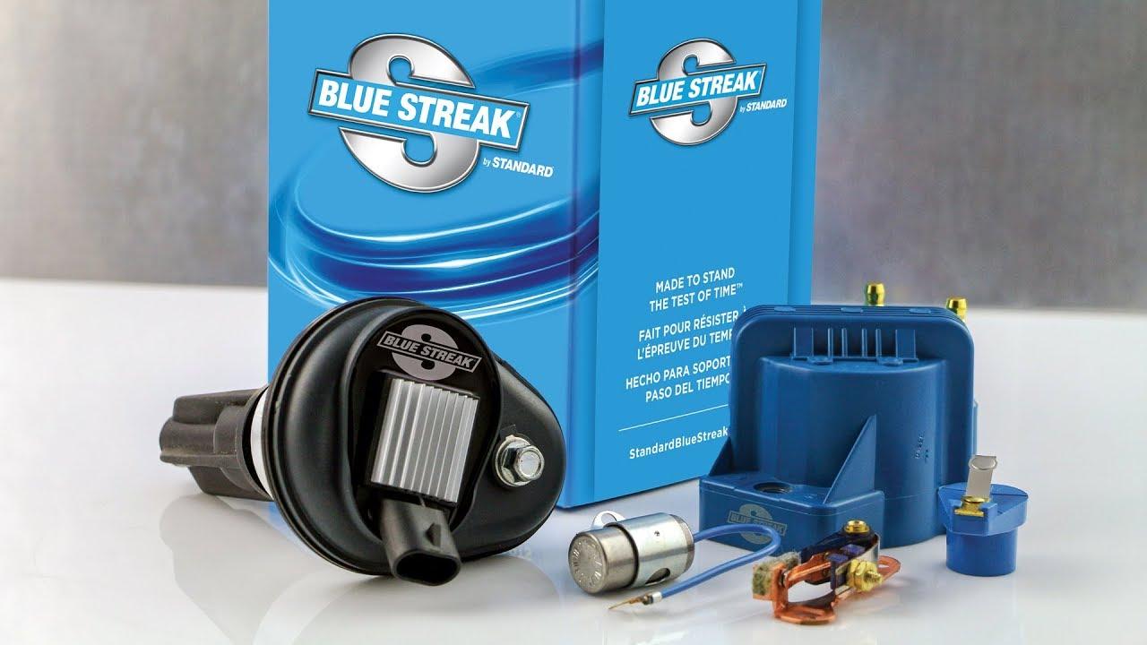 Ignition Coils | Blue Streak by Standard