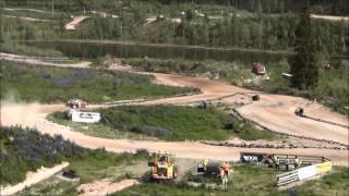 Folkrace Hedemora: A-final Dam/Veteran - Erika Lindh