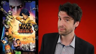 Star Wars Rebels - Season 1 Review