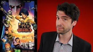 Star Wars Rebels - Season 1 Review