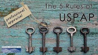 USPAP Appraisal Rules