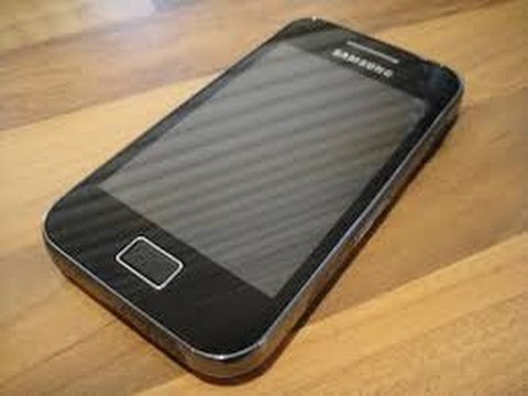 Samsung Galaxy Ace GT-S5830 - Full Specifications and Features