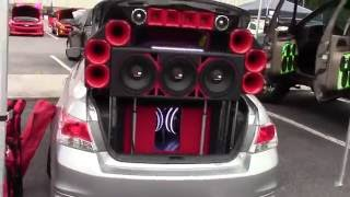 2 extremely loud ds18 systems