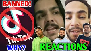 Tik Tok BANNED! - Ashish Chanchlani, Harsh Beniwal, Elvish Yadav, Technical Guruji & More Reactions