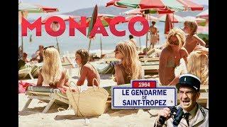 Нудистский пляж в Сан Тропэ и Монако