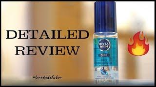 Nivea Men Duo Deodorant Review | Bearded Chokra