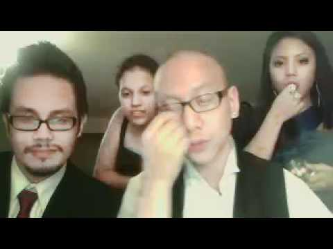 Mikey Bustos Live Ustream Fan Chat Post Wedding in West Virginia