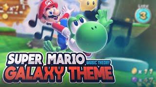 Super Mario Galaxy Theme - Music Theory