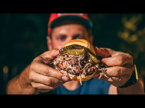 Aaron Franklin BBQ - Texas Style Smoked Pork Butt: Masterclass Review