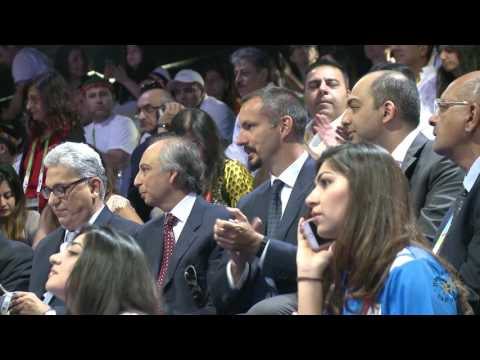 Prince Rahim at the 2016 Jubilee Games : TheIsmaili.org