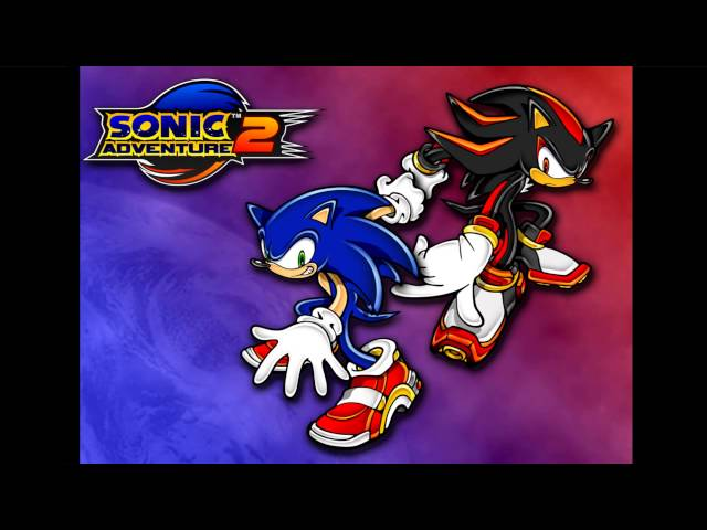 Musique Sonic & Shadow : Live and Learn [ Crush 40 ]