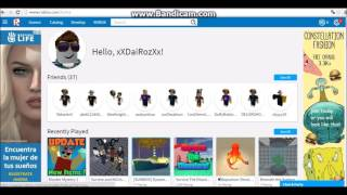 How to get free clothes in roblox trick 2016 first tutorial!! (Not Robux's clothes)