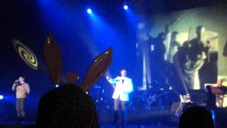 Maher Zain Ft Fadly Padi - Insya Allah (Forgive Me Concert Jakarta 2012)