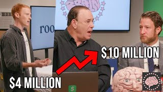 One-Man Startup Makes $6 MILLION in 10 Minutes From Dave Portnoy - Big Brain Episode 1