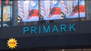 Primark Hype: Kleidung zu Dumping-Preisen | Sat.1 Frühstücksfernsehen