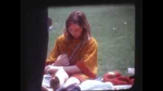 8mm Film of Griffith Park Summer of Love 1967