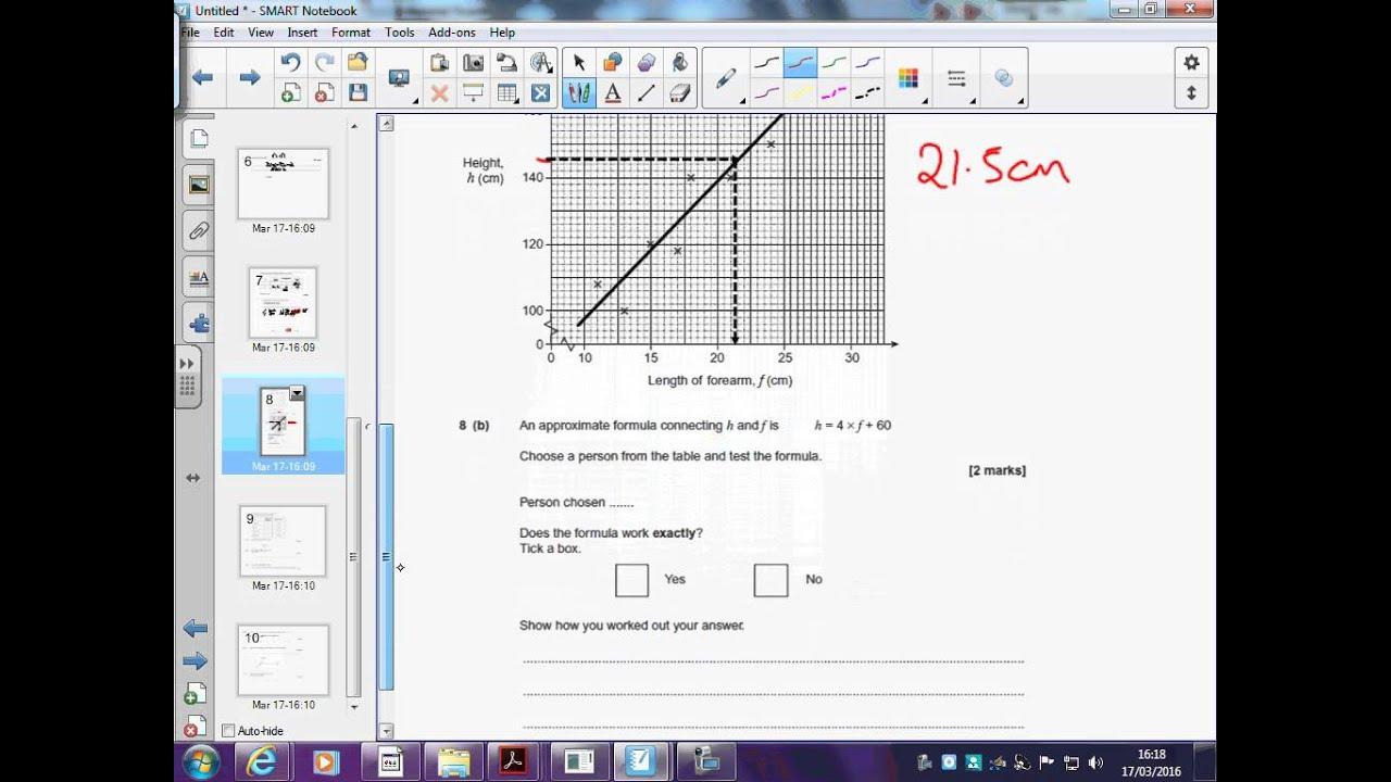 Aqa Nov Maths Gcse