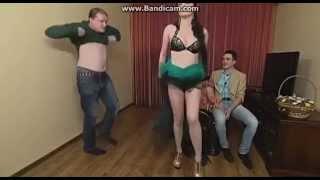 должанский танцует