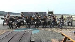 紋別市氷海展望塔「オホーツクタワー」SWイベントにて演奏(2010.9.20)...