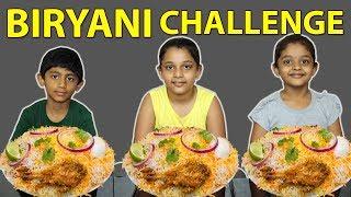 biryani challenge