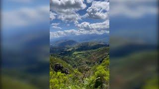 La odisea de Cristina Pedroche y Dabiz Muñoz en su escalada al Pico Pienzu