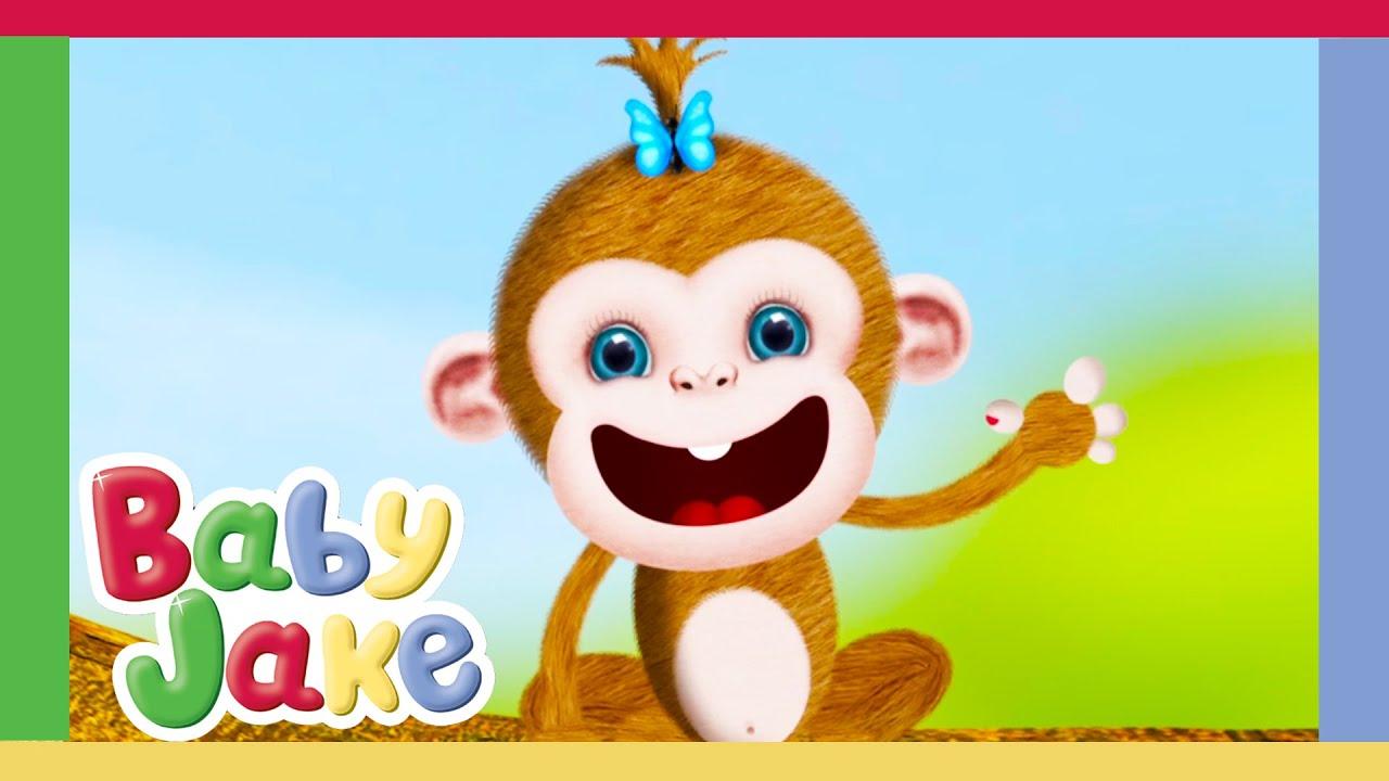 Baby Jake - Sydney The Monkey Special (Brand New) - YouTube