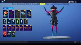 *NEW* leaked Fortnite dances (Glitter , lock it up ...)