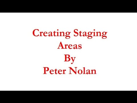 IBI10 - Creating Staging Areas