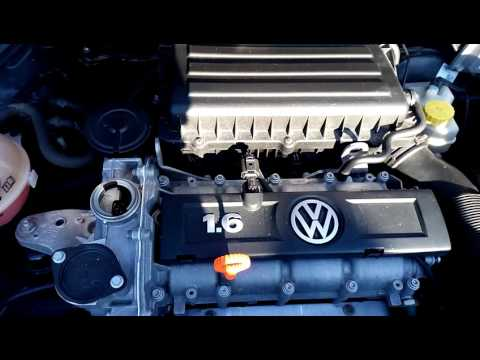 Проблемы с EPC VW Polo Sedan 1.6 CFNA