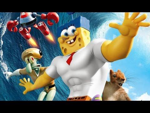 Спанч боб супергерой смотреть онлайн мультфильм