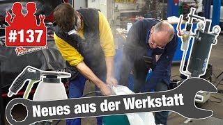 7500€ für T5 mit Pumpe-Düse-Defekt! Nussschalen vs Soda: Was reinigt verkokte Einlassventile besser?